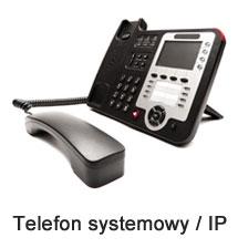 Telefony systemowe / IP